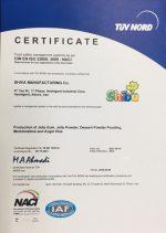 Certificate گواهینامه