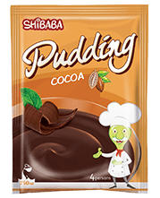 Cocoa Pudding پودینگ کاکائویی